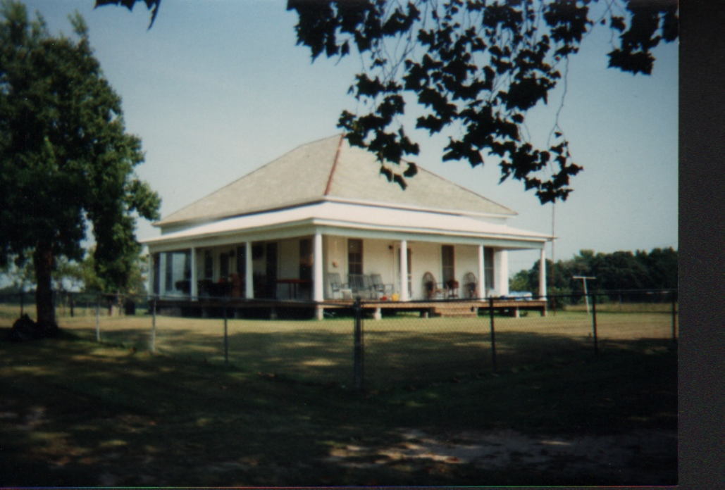 Home Built by William Magee Near Groveton