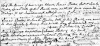 Parish Entry for James Porter/Sarah Chuter Marriage, Frensham 1778
