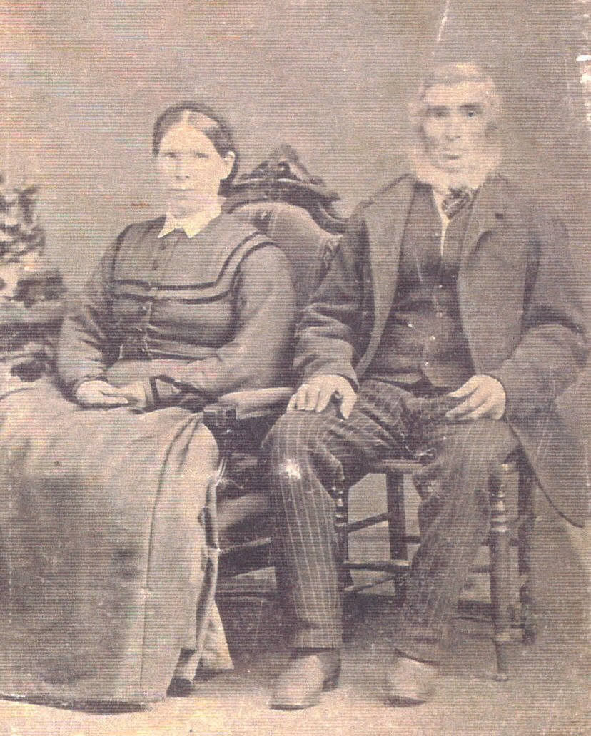 Michael McCabe and wife, Jane Muldoon