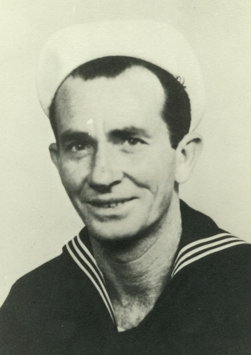 Herman, Sailor in WWII