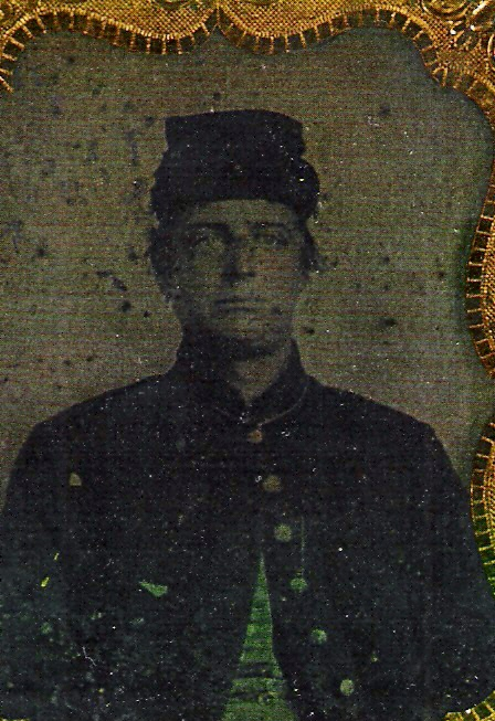Will Still as Union Soldier