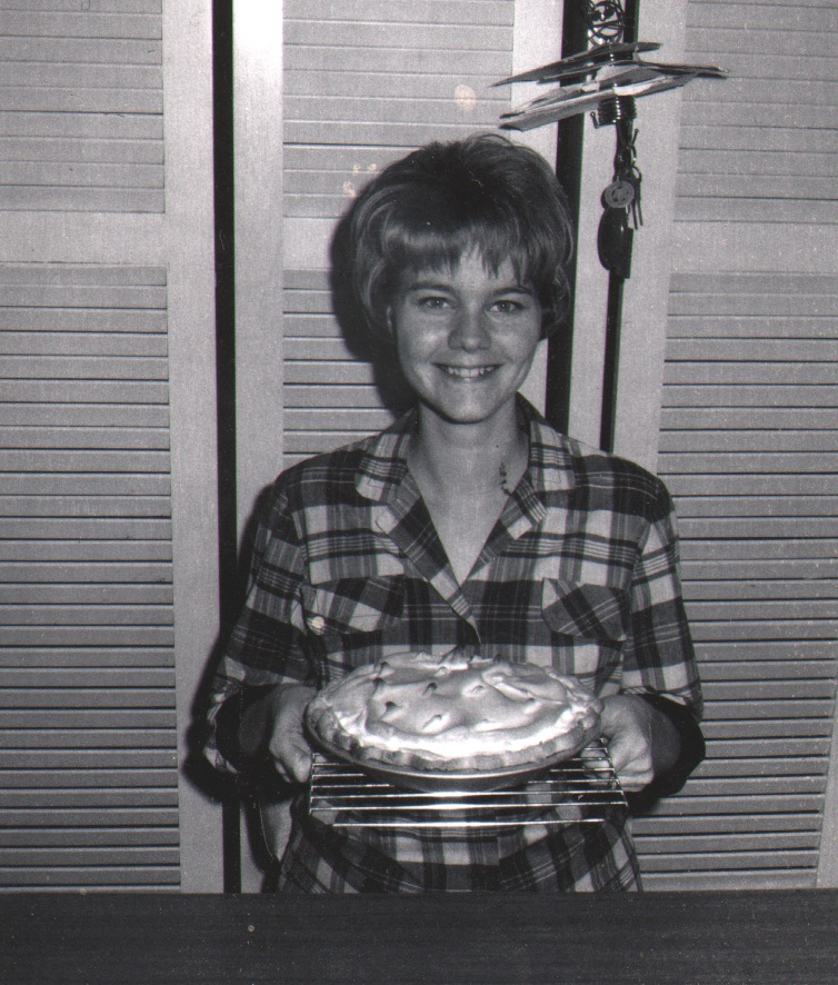 Proud Susie With Pie in 1966